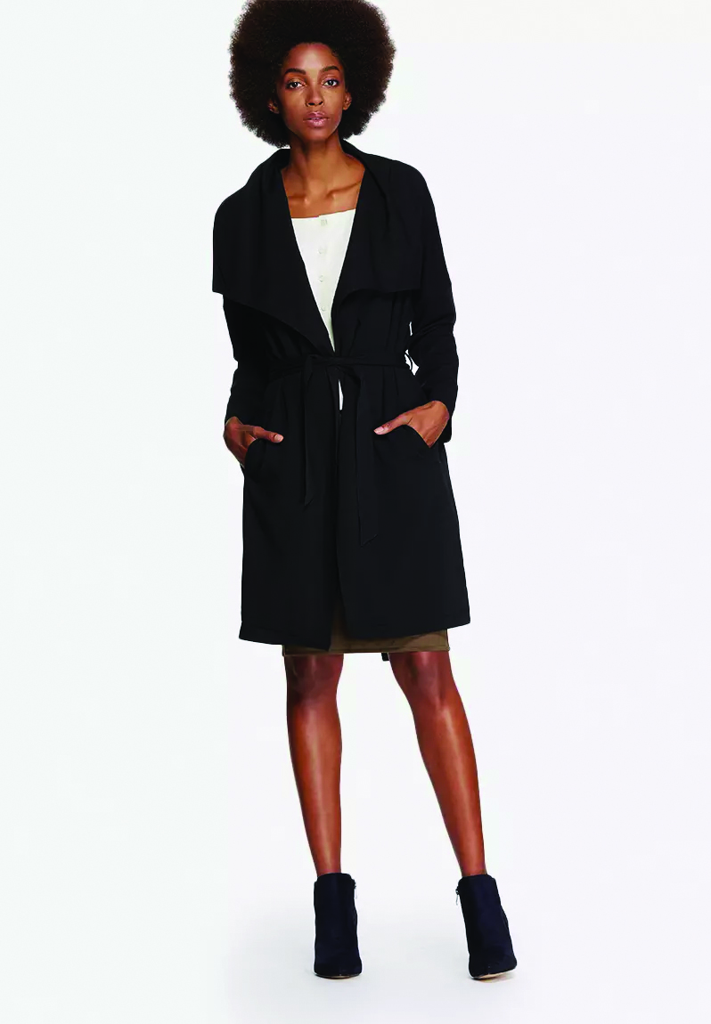 Raina Trench Coat