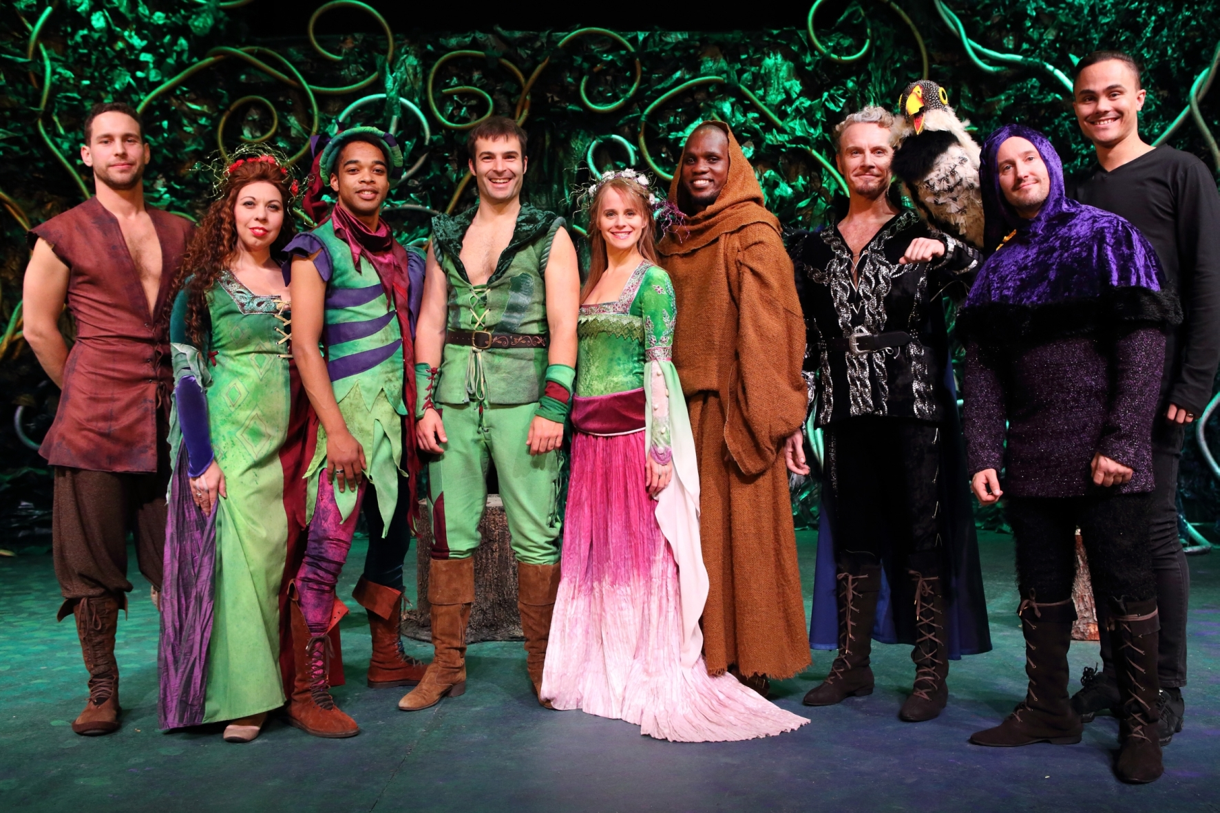 cast of Robin Hood