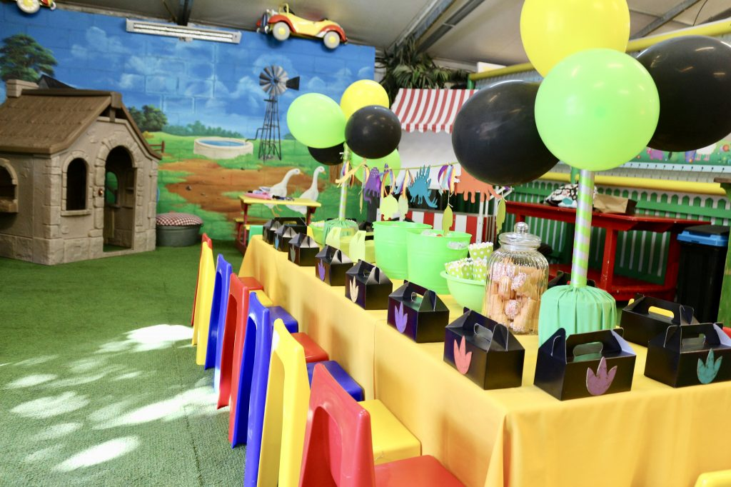 kids party venue cape town