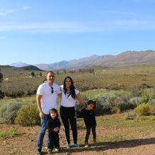 family friendly accommodation in the western cape