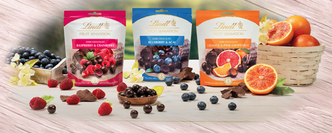 Lindt Fruit Sensations