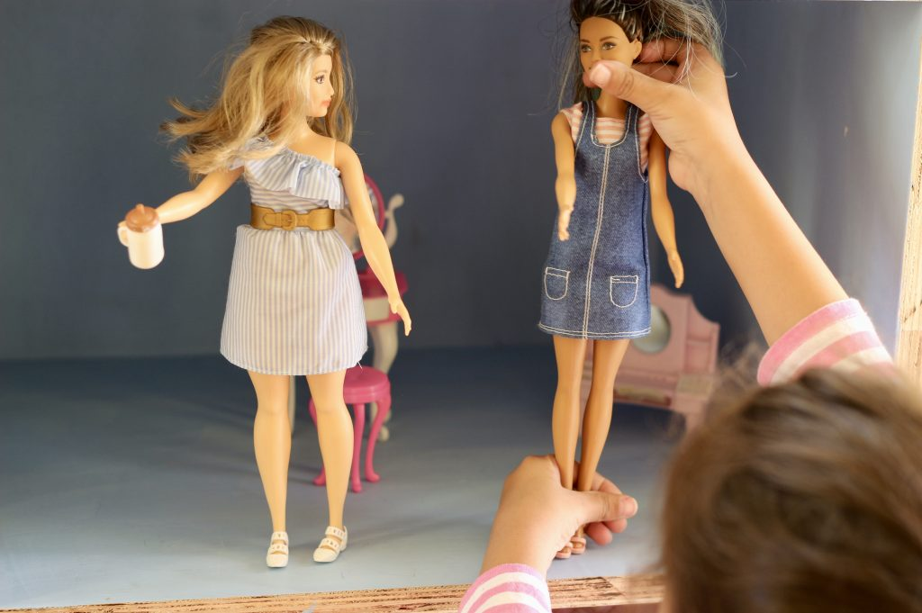 Barbie Fashionista Range
