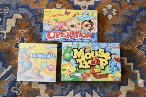 hasbro pre-school game
