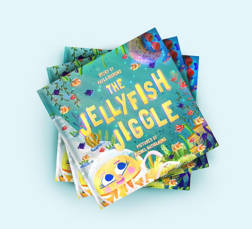 The Jellyfish Jiggle